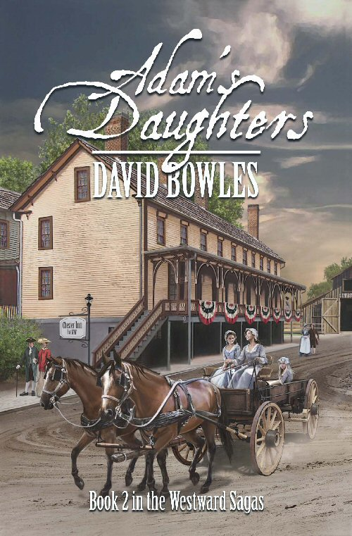 Adam's Daughters cover